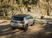 2017 Jeep Compass Arrives In L.A. with Grand Cherokee-inspired Design and Trailhawk Model - image 696027