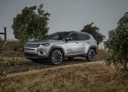 2017 Jeep Compass Arrives In L.A. with Grand Cherokee-inspired Design and Trailhawk Model - image 696033