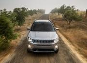 2017 Jeep Compass Arrives In L.A. with Grand Cherokee-inspired Design and Trailhawk Model - image 696034