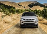 2017 Jeep Compass Arrives In L.A. with Grand Cherokee-inspired Design and Trailhawk Model - image 696035
