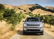 2017 Jeep Compass Arrives In L.A. with Grand Cherokee-inspired Design and Trailhawk Model - image 696036