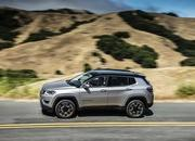 2017 Jeep Compass Arrives In L.A. with Grand Cherokee-inspired Design and Trailhawk Model - image 696041