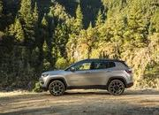 2017 Jeep Compass Arrives In L.A. with Grand Cherokee-inspired Design and Trailhawk Model - image 696021