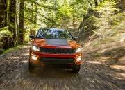 2017 Jeep Compass Arrives In L.A. with Grand Cherokee-inspired Design and Trailhawk Model - image 696071