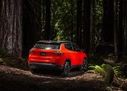 2017 Jeep Compass Arrives In L.A. with Grand Cherokee-inspired Design and Trailhawk Model - image 696079