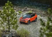 2017 Jeep Compass Arrives In L.A. with Grand Cherokee-inspired Design and Trailhawk Model - image 696081
