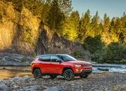 2017 Jeep Compass Arrives In L.A. with Grand Cherokee-inspired Design and Trailhawk Model - image 696082