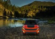 2017 Jeep Compass Arrives In L.A. with Grand Cherokee-inspired Design and Trailhawk Model - image 696085