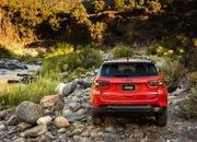 2017 Jeep Compass Arrives In L.A. with Grand Cherokee-inspired Design and Trailhawk Model - image 696088