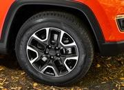 2017 Jeep Compass Arrives In L.A. with Grand Cherokee-inspired Design and Trailhawk Model - image 696091