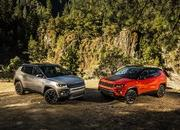 2017 Jeep Compass Arrives In L.A. with Grand Cherokee-inspired Design and Trailhawk Model - image 696100
