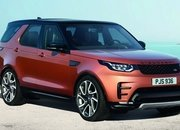 2017 Land Rover Discovery Dynamic Design Pack - image 696937