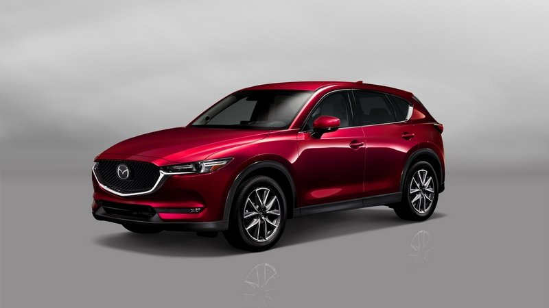 2017 Mazda CX-5 High Resolution Exterior - image 696391