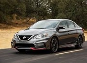 Nissan Sentra Nismo Unveiled at 2016 Los Angeles Auto Show - image 695501