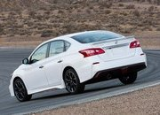 Nissan Sentra Nismo Unveiled at 2016 Los Angeles Auto Show - image 695506