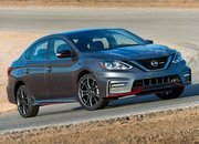 Nissan Sentra Nismo Unveiled at 2016 Los Angeles Auto Show - image 695507