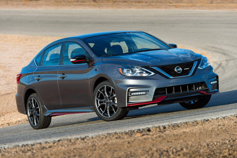 2017 Nissan Sentra NISMO High Resolution Exterior - image 695507