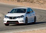 Nissan Sentra Nismo Unveiled at 2016 Los Angeles Auto Show - image 695509
