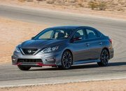 Nissan Sentra Nismo Unveiled at 2016 Los Angeles Auto Show - image 695510