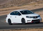 Nissan Sentra Nismo Unveiled at 2016 Los Angeles Auto Show - image 695512