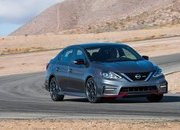 Nissan Sentra Nismo Unveiled at 2016 Los Angeles Auto Show - image 695513