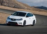 Nissan Sentra Nismo Unveiled at 2016 Los Angeles Auto Show - image 695516