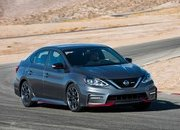 Nissan Sentra Nismo Unveiled at 2016 Los Angeles Auto Show - image 695517
