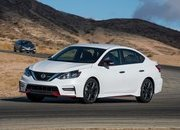 Nissan Sentra Nismo Unveiled at 2016 Los Angeles Auto Show - image 695518