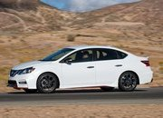 Nissan Sentra Nismo Unveiled at 2016 Los Angeles Auto Show - image 695519