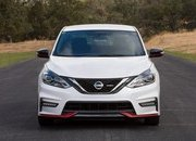 Nissan Sentra Nismo Unveiled at 2016 Los Angeles Auto Show - image 695520