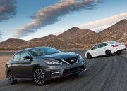 Nissan Sentra Nismo Unveiled at 2016 Los Angeles Auto Show - image 695493
