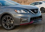 Nissan Sentra Nismo Unveiled at 2016 Los Angeles Auto Show - image 695521