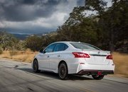 Nissan Sentra Nismo Unveiled at 2016 Los Angeles Auto Show - image 695524