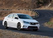 Nissan Sentra Nismo Unveiled at 2016 Los Angeles Auto Show - image 695494