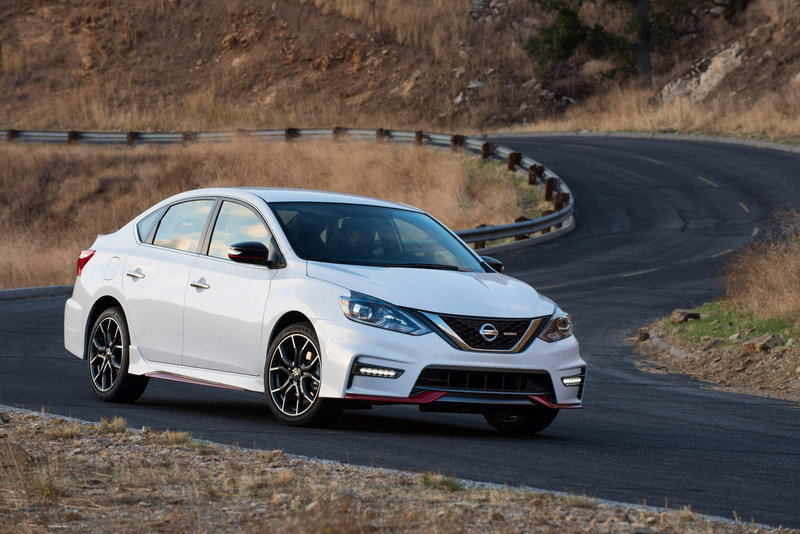 2017 Nissan Sentra NISMO High Resolution Exterior - image 695494