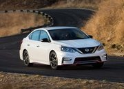 Nissan Sentra Nismo Unveiled at 2016 Los Angeles Auto Show - image 695496