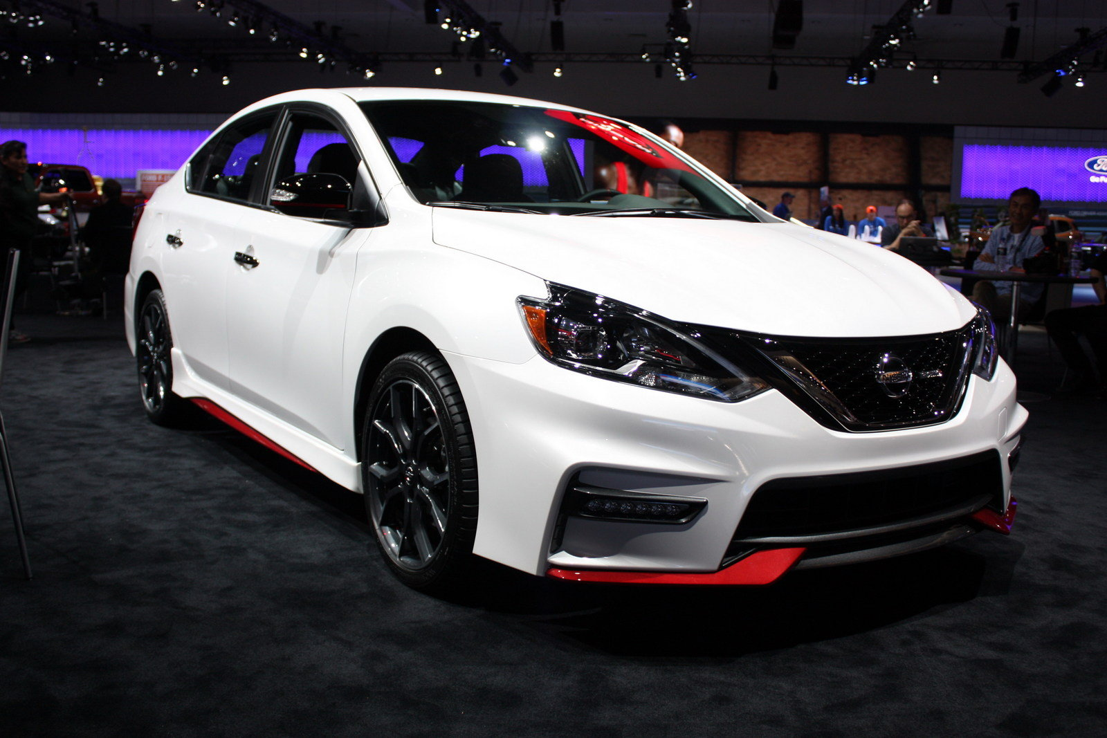 2017 nissan sentra nismo picture 696224 car review top speed. Black Bedroom Furniture Sets. Home Design Ideas