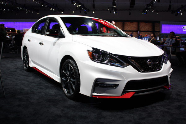 2017 Nissan Sentra NISMO | car review @ Top Speed