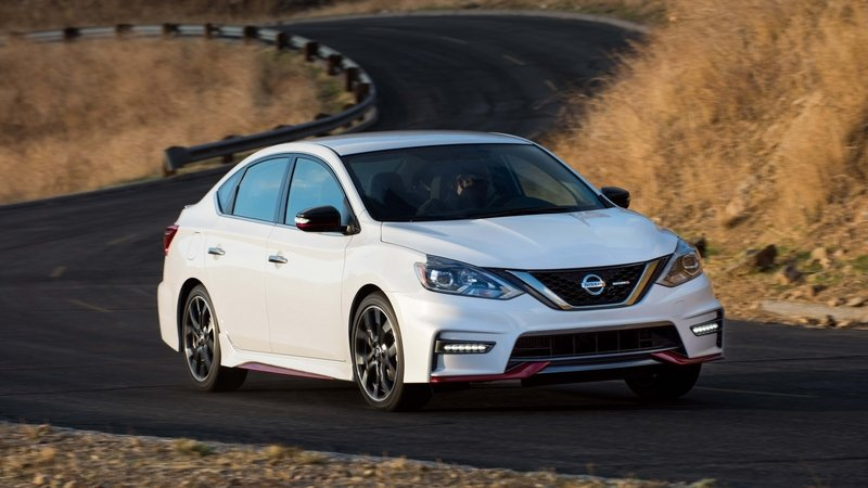 nissan sentra reviews specs prices photos and videos top speed. Black Bedroom Furniture Sets. Home Design Ideas