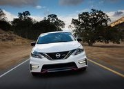 Nissan Sentra Nismo Unveiled at 2016 Los Angeles Auto Show - image 695500