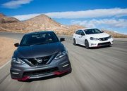 Nissan Sentra Nismo Unveiled at 2016 Los Angeles Auto Show - image 695492