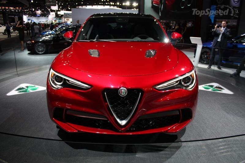 2018 Alfa Romeo Stelvio Quadrifoglio High Resolution Exterior - image 696132