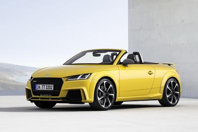 2018 Audi TT-RS Roadster - image 697305