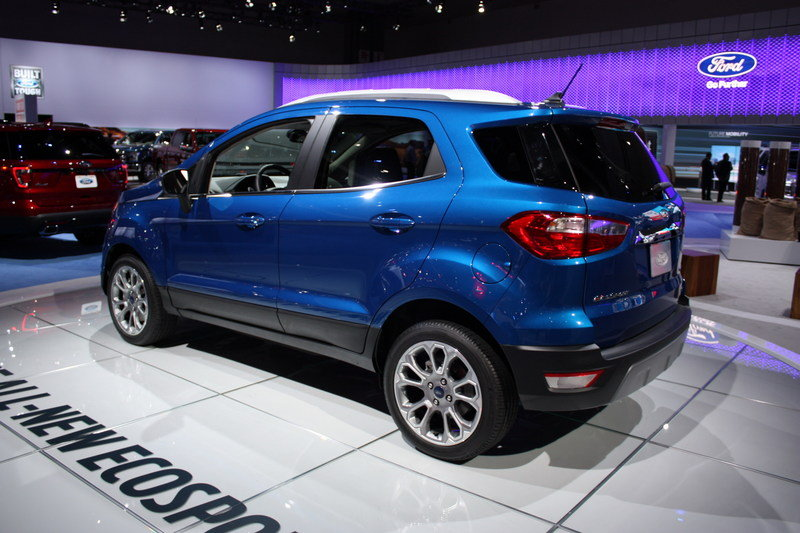 2018 ford ecosport picture 696710 car review top speed