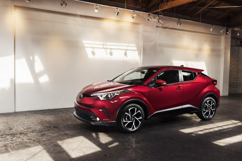 2018 Toyota C-HR High Resolution Exterior - image 696108