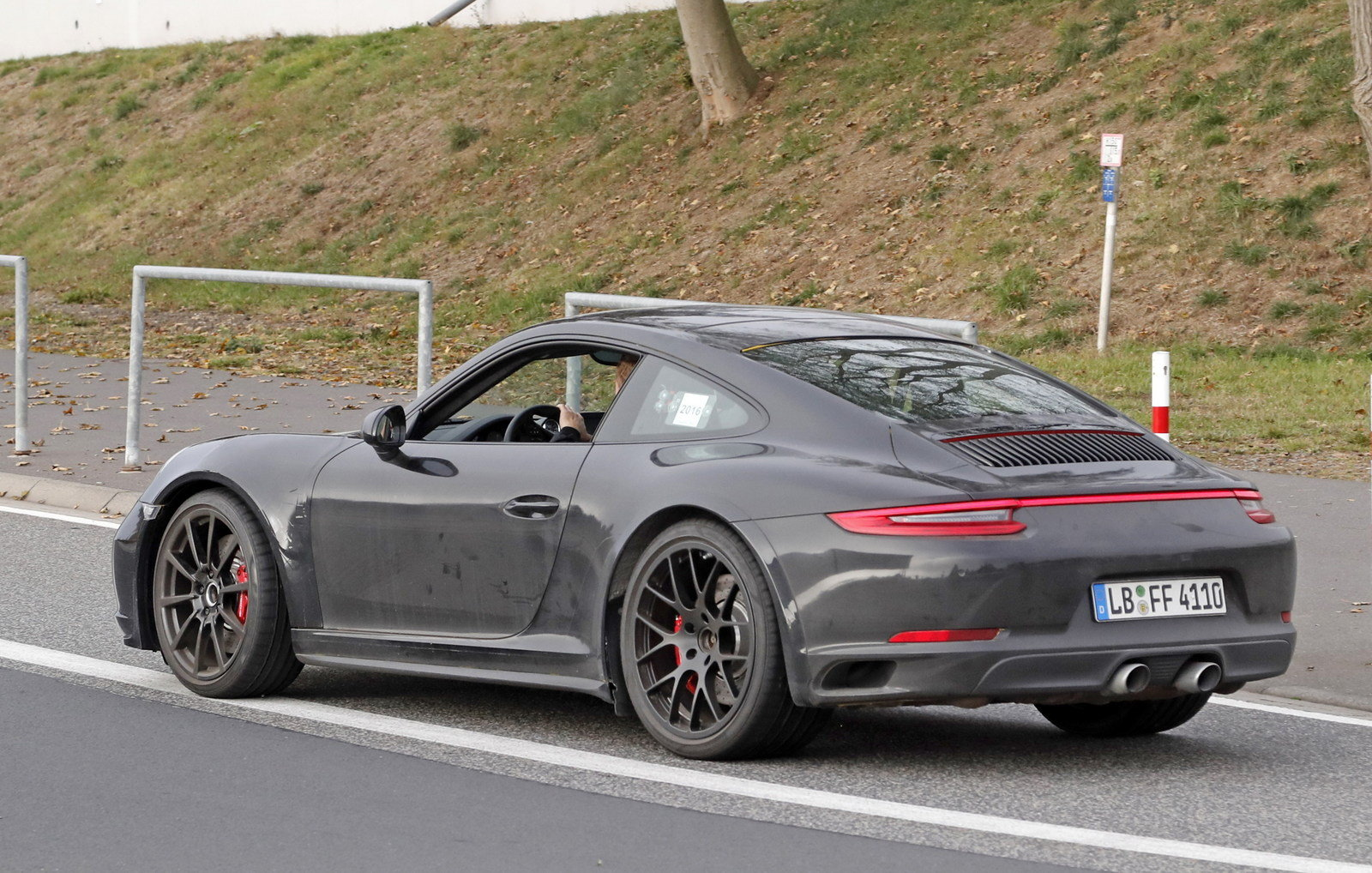 2019 Porsche 911 Picture 694680 Car Review Top Speed