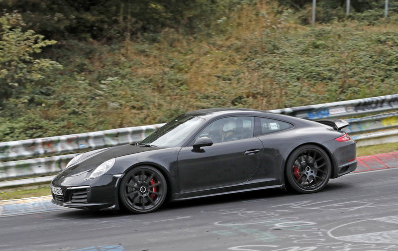 Two Plug-in Porsche 911 Models Are On The Way