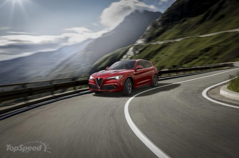 2018 Alfa Romeo Stelvio Quadrifoglio High Resolution Exterior - image 695793