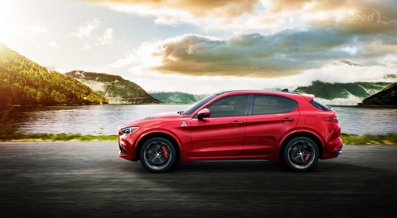 2018 Alfa Romeo Stelvio Quadrifoglio High Resolution Exterior - image 695794