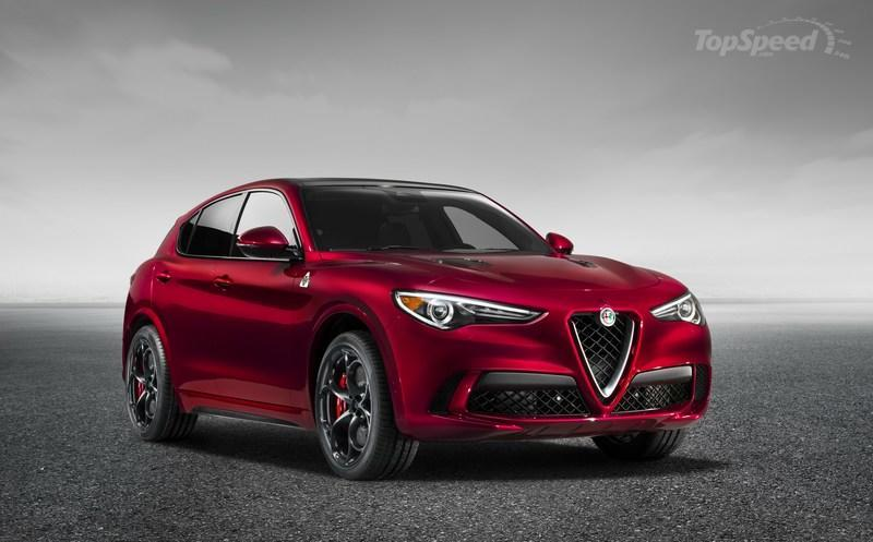 2018 Alfa Romeo Stelvio Quadrifoglio High Resolution Exterior - image 695790
